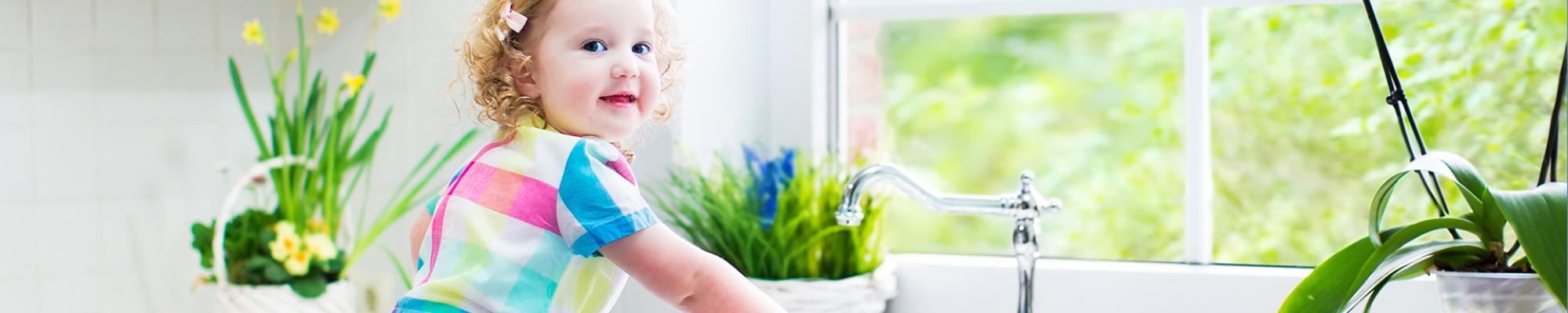 чистые, безопасные, экологичные моющие средства для вашего дома