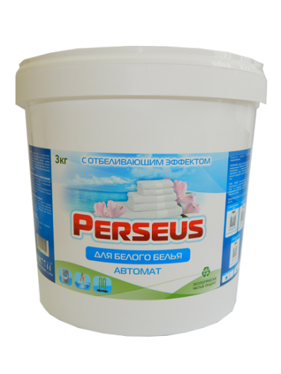 Perseus порошок для белого белья автомат